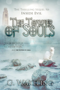 Tower of souls by Geoff Wakeling