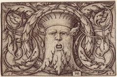 Greenman, circa 1543
