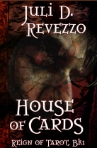 Juli D. Revezzo, Kindle Unlimited, read for free, paranormal, supernatural, horror, Reign of Tarot series, Paris