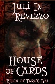 Juli D. Revezzo, Kindle Unlimited, read for free, paranormal, supernatural, horror, Reign of Tarot series, Paris