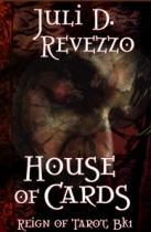 Juli D. Revezzo, paranormal, supernatural, horror, Reign of Tarot series, Paris