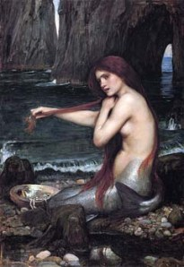 Waterhouse mermaid