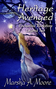 Heritage Avenged by Marsha A. Moore