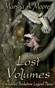 Lost Volumes by Marsha A. Moore