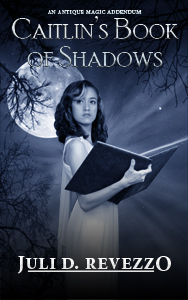 Caitlin's book of shadows, free ebook, Amazon, Antique Magic series, paranormal, supernatural fiction author, ghosts, books, fantasy, witch, Fort Pickens, Florida, pagan fantasy gift idea