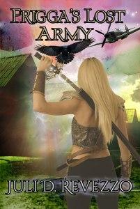 Frigga's Lost Army, historical fantasy, Norse mythology, Teens and Young Adult fantasy