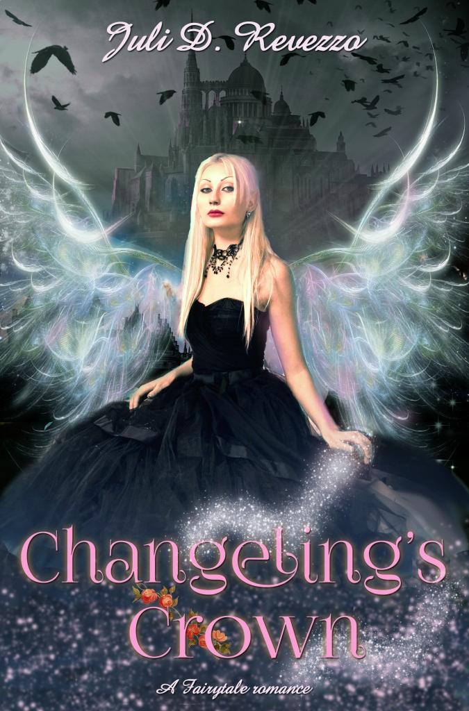 Changeling's Crown by Juli D. Revezzo, fantasy romance