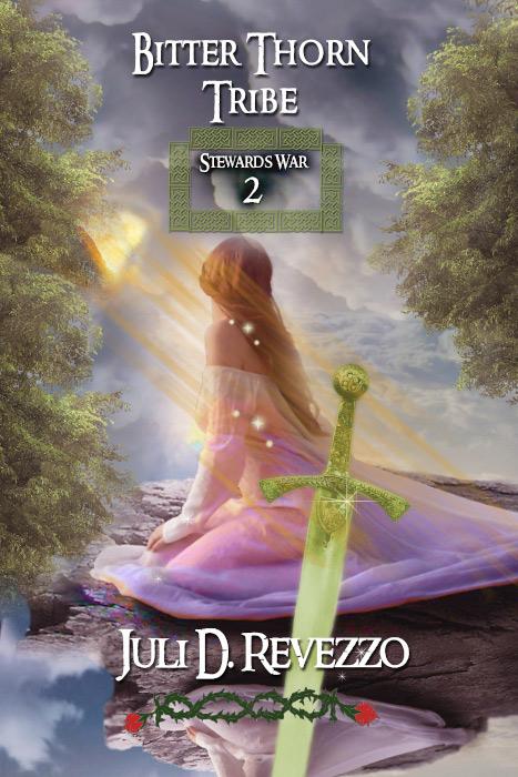 Bitter Thorn Tribe by Juli D. Revezzo, paranormal romance, fantasy romance, druids